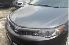 Affordable 2013 Foreign Used Toyota Camry in Lagos