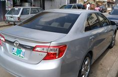 Clean Nigerian Used Toyota Camry 2013