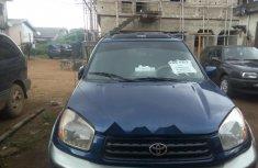 Super Clean Nigerian used 2004 Toyota RAV4