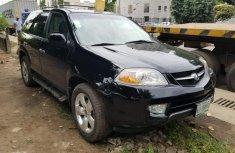 Neat Nigerian Used  Acura MDX 2003 Black