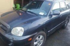 Clean Foreign Used Hyundai Santa Fe 2006 Blue