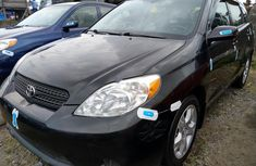 Foreign Used 2007 Toyota Matrix for sale