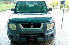 Well Maintained Nigerian used 2003 Honda Element