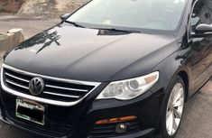 Neat 2011 Nigerian Used Volkswagen CC 2011 2.0 in Abuja