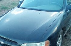 Affordable Nigerian Used Nissan Altima 1999 Sedan for Sale