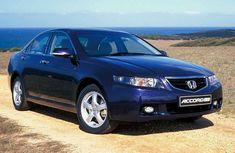 Honda Accord End of Discussion (2003-05) vs Honda Accord Discussion Continues (2006-07)