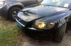 Clean Foreign Used Volvo C70 2008 Black