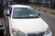 Foreign Used Toyota Corolla 2007 Model for Sale