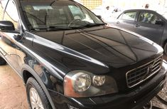 Black Tokunbo 2008 Volvo XC90 3.2L AWD for Sale in Lagos