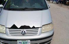 Neat Nigerian used 2002 Volkswagen Sharan
