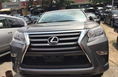 Gray 2014 Foreign Used Lexus GX 460 in Apapa