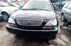 Foreign Used Lexus RX 300 2003 Model Black for Sale