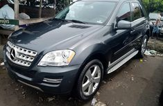 Very Sharp Tokunbo 2010 Mercedes Benz Ml350