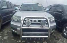 Neat Foreign Used Toyota 4-Runner 2006 Grey/Silver