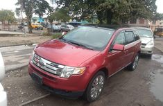 Clean Foreign Used Ford Edge 2007