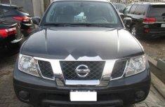 Clean Nigerian Used Nissan Frontier 2012 Grey/Silver