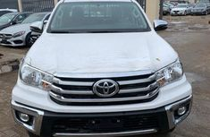 Neat Foreign Used Toyota Hilux 2019