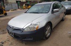 Very Clean Nigerian used Honda Accord 2007