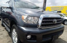 Very Clean Foreign used 2009 Toyota Sequoia