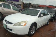 Nigerian Used 2005 Honda Accord