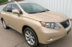 Foreign Used Lexus RX 2007