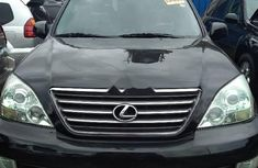Clean Foreign Used Lexus GX 2008 Black