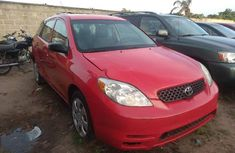 Very Clean Foreign used 2004 Toyota Matrix