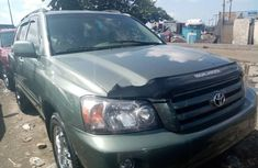 Foreign Used Toyota 4-Runner 2006