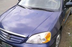 Nigerian Used Honda Civic for Sale 2004 Model