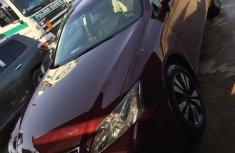 Clean Nigerian Used Lexus ES 350 2008 Model Red