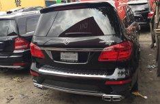 Neat Tokunbo Mercedes Benz G63 2014 Model Black