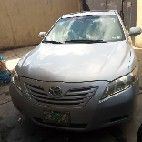 Silver 2009 Nigerian Used Toyota Camry Full Option for Sale in Lagos