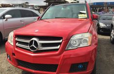 Super Clean Foreign used Mercedes Benz GLK 2011 Model