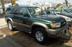 Very Clean 2002 Nigerian Used Toyota 4-Runner for Sale in Lagos