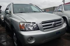 Foreign Used 2006 Toyota 4-Runner Petrol