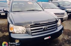Very Clean Foreign used Toyota Highlander 2006