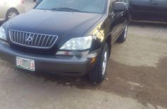 Foreign Used 2001 Lexus RX