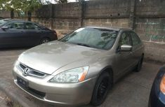 Foreign Used 2004 Honda Accord Automatic
