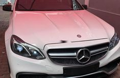 Neat Foreign used 2013 Mercedes-Benz E63