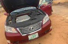 Super Clean Nigerian used 2010 Lexus ES 6