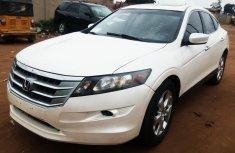 Nigerian Used Honda Accord CrossTour 2010 Model White