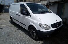 Neat Foreign used Mercedes-Benz Vito 2001