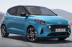 2019 Hyundai i10 wears brand-new look inside out