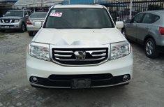 Super Clean Nigerian used  2013 Honda Pilot