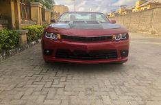 Foreign Used 2013 Chevrolet Camaro Automatic