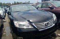 Foreign Used 2010 Lexus ES Petrol