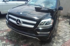 Foreign Used Mercedes-Benz GL-Class 2014 Model Black