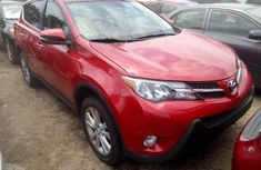 Super Clean Foreign used Toyota RAV4 2013