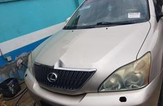 Foreign Used Lexus RX 2005 Model Grey/Silver