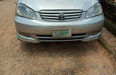 Well Maintained Nigerian used Toyota Corolla 2005 for sale in Lagos